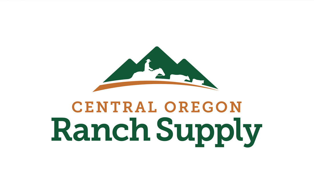 Central Oregon Ranch Supply logo redesign