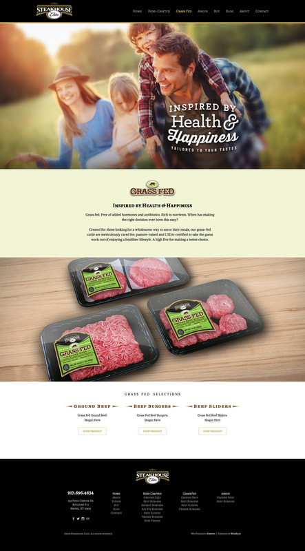 Grass Fed Web Page