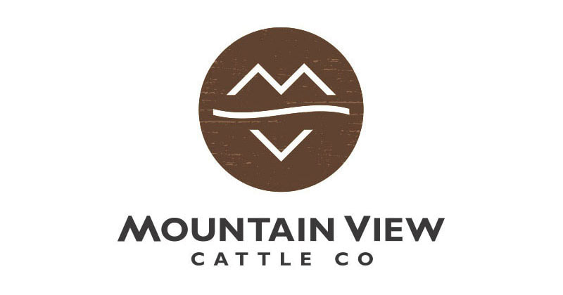 Mountain View Cattle Co Logo