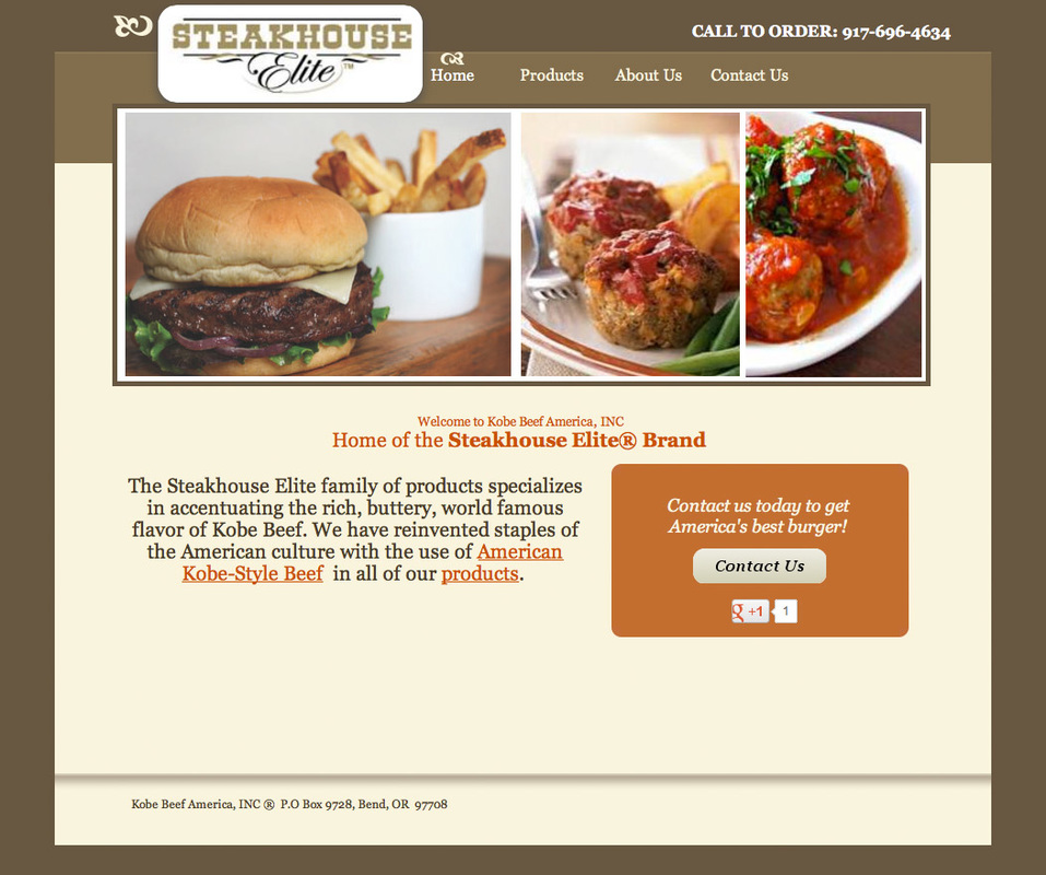 Old Steakhouse Elite Website