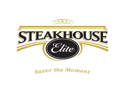 Steakhouse Elite logo design