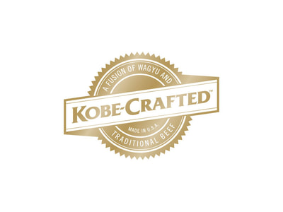 Kobe Crafted logo design