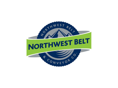 Northwest Belt logo design