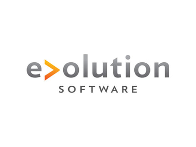 Evolution Software logo design