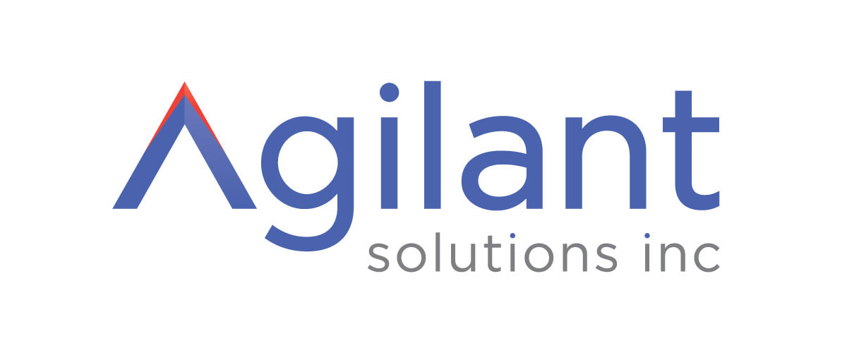 Logo design for Agilant Solutions Inc