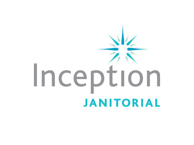 Inception Janitorial Logo