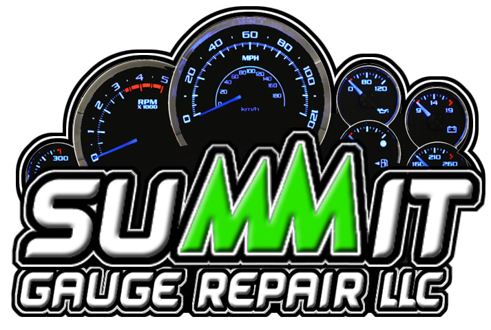 Summit Gauge Repair Logo