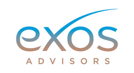 Exos Advisors Logo Design