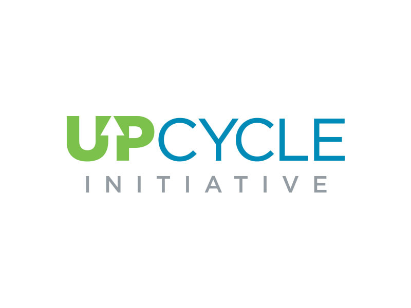 Upcycle Initiative logo design